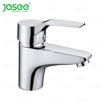 High Quality Brass Single Hole Bathroom Faucet Basin Faucets Hot and Cold Water Mixer Tap