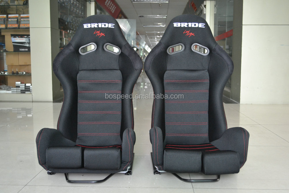 Adjustable carbon fiber Bride racing seats for sale