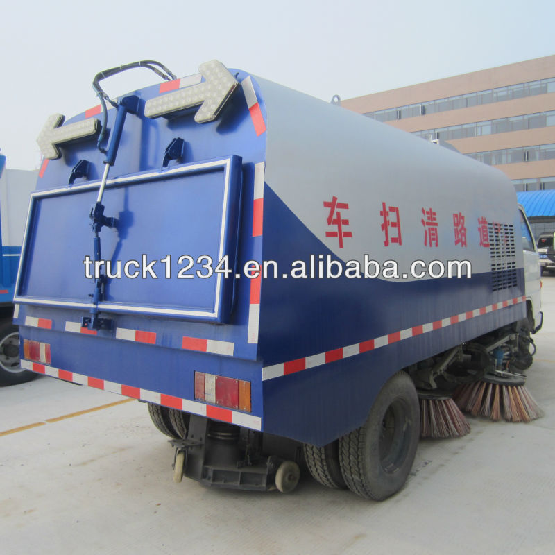 Guranteed 100% JMC Sweeping Truck
