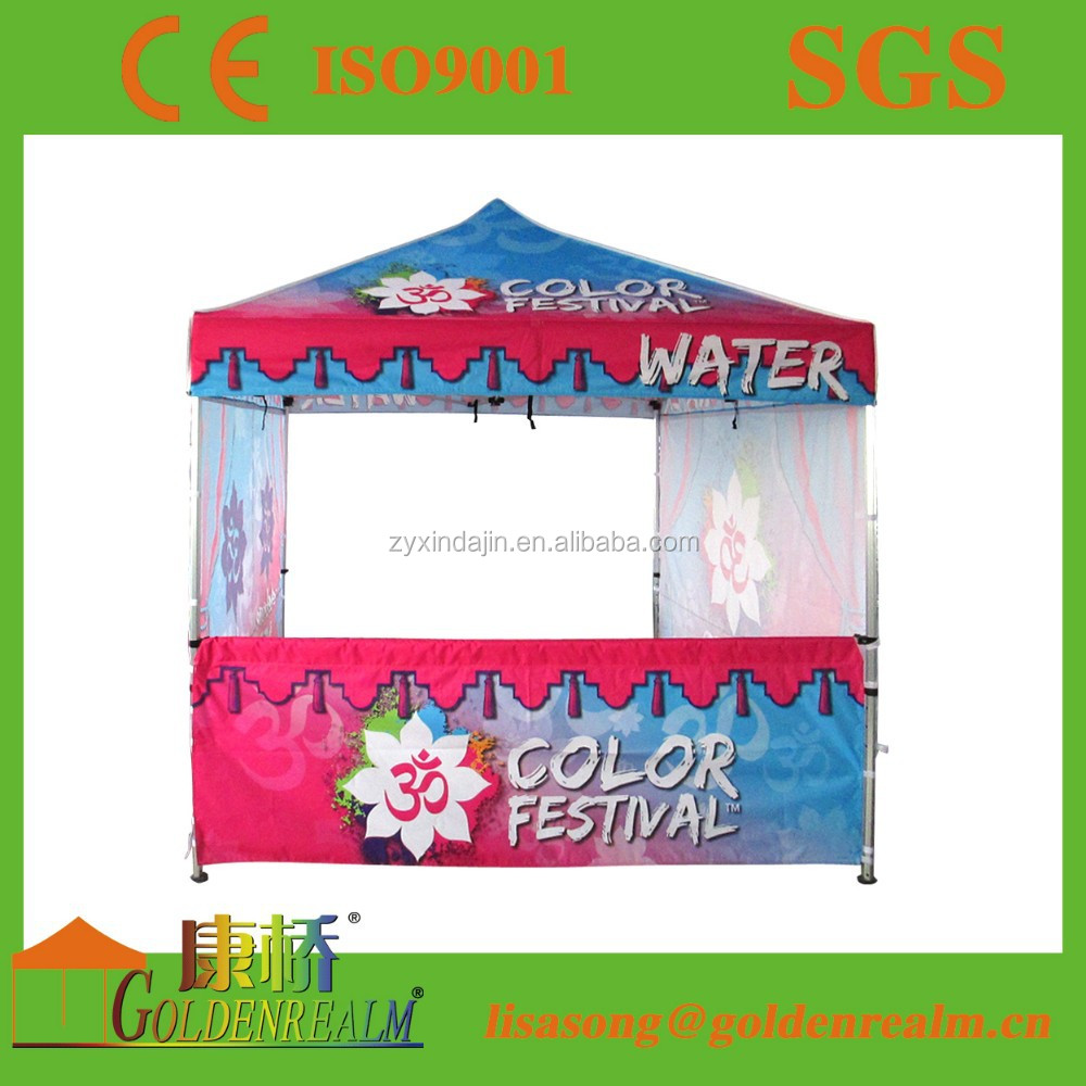 automatic folding tent for wedding,trade show,outdoor event, temporary warehouse,etc