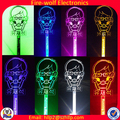 Hottest Manufacturer New Year Hong kong Official WINNER Fanclub wholesale light up led flashing foam stick