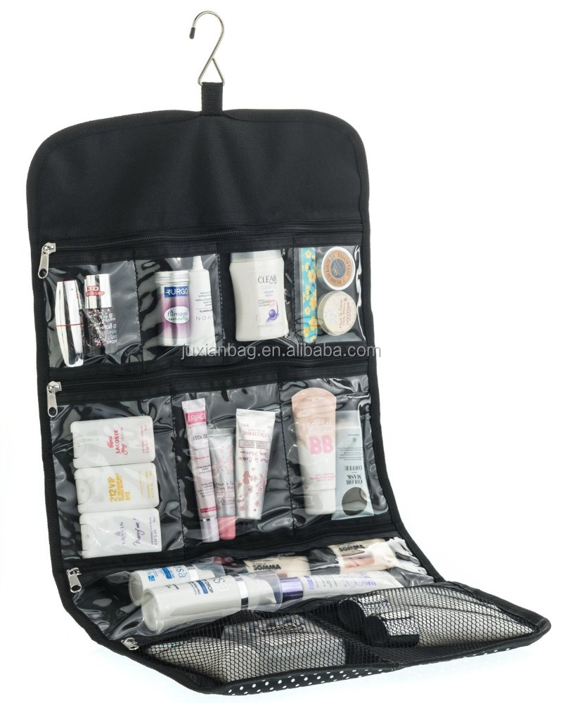 Bag Organizer Travel Jewelry Organizer Makeup Organizer - Buy Hanging ...
