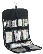 Hanging toiletry travel bag organizer travel jewelry organizer makeup organizer