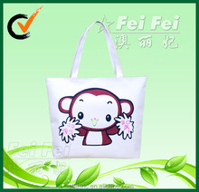 2014 Recyclable Wholesale OEM Production Canvas Tote Bag