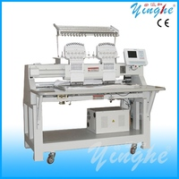 Economical large format tufting computer embroidery machine tufting computer embroidery machine