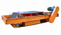 2016 new product Guote RCYD Self-cleaning Permanent Magnetic Separators for belt conveyor sale