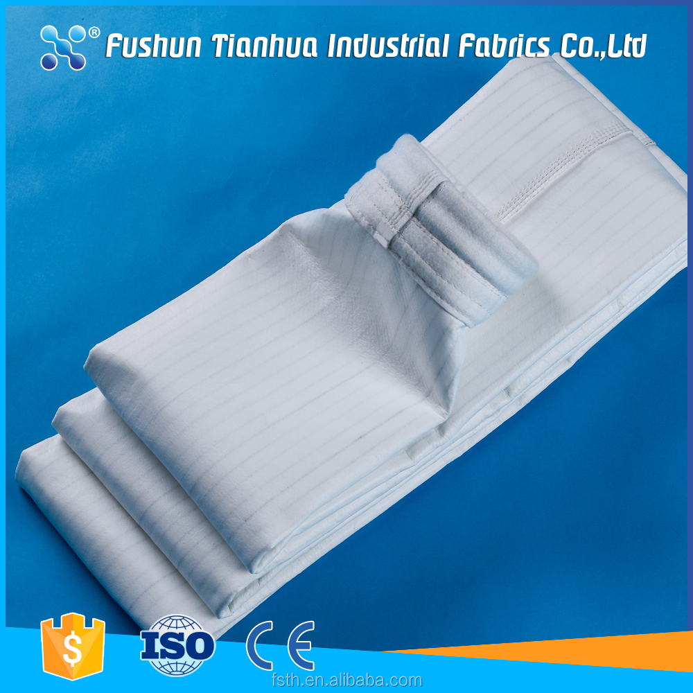 micron polyester antistatic dust collection filter bag