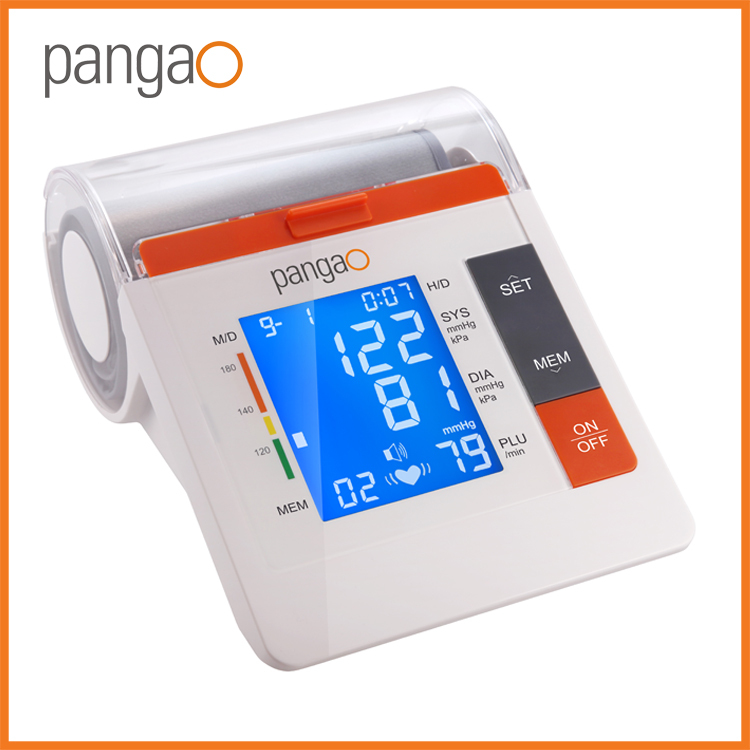 New products 2015 quality blood pressure monitor