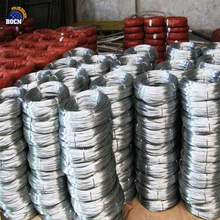 12 gauge GI wire electro galvanized hot dipped galvanized steel wire