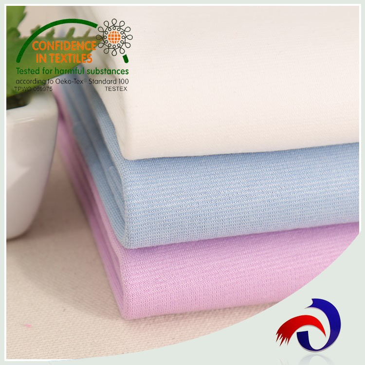 wholesale knit dress fabric, polyester rayon crepe spandex fabric