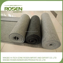 RS NONWOVEN 100% polyester eco-friendly needle punched felt fabric rolls