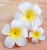 7cm Artificial plumeria rubra for wedding decoration