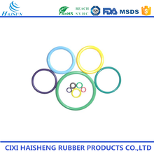 shore 70 silicone food grade fkm epdm nbr O-ring Sealing Rubber