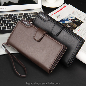China fashion young man wallet wholesale, men's wallet