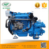 Trade assurance HF-380H 3-cylinder 4 Stroke water cooled engine 25hp