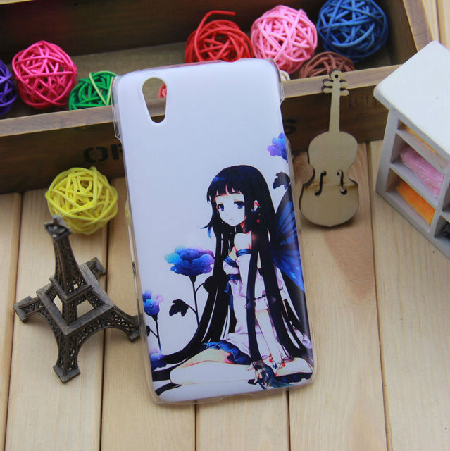 Cute printing mobile phone cover for lenovo vibe x s960 case