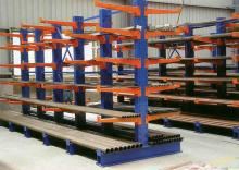 industrial pipe rack