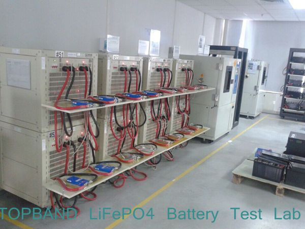 electric bus lithium battery 540V 2200Ah