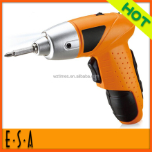 Best quality 45pcs charging electric cordless screwdriver,Hot sale 4.8v electric cordless screwdriver T09A104