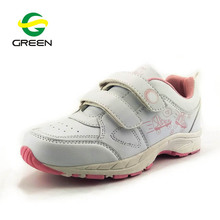 Greenshoe back to school shoes children sport, girls school shoes wholesale white school shoes for girl