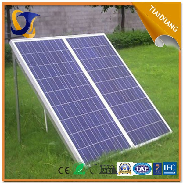 used in home or outside nice quality 12v 40w solar panel
