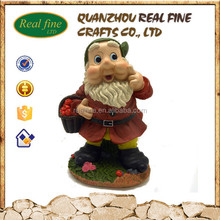 Wholesale OEM/ODM resin seven dwarf garden decoration statues