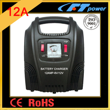 a1212l 12amp BATTERY TENDER 6/12 Volt Trickle Charger for CAR BOAT ATV 6V 12V Junior Jr. Motorcycle