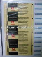 cheap printing paper adhesive sticker labels online
