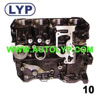 4JA1 engine block used For Isuzu