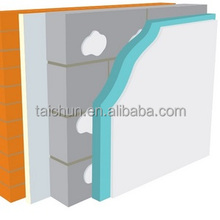 XPS thermal insulation for wall, extruded polystyrene foam board structural panels