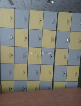compact laminated used school student locker for sale