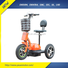 all terrain 3 wheel zappy electric scooter mini electric golf cart for golf training