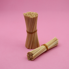 natural bamboo stick