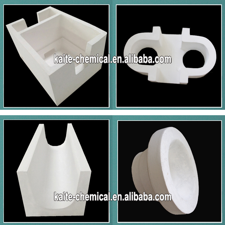 Long service life of high alumina Industrial ceramic plug cone, Tap plugs