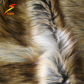 STABILE 2017 100% Acrylic high quality long pile faux fur fabric