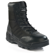 2017 Used Shoes For Sale Black Cheap Price Waterproof Military Boots For Army