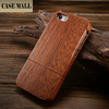 Luxury Wooden Phone Case Unique Pattern Back Cover Wooden Case For Iphone 5
