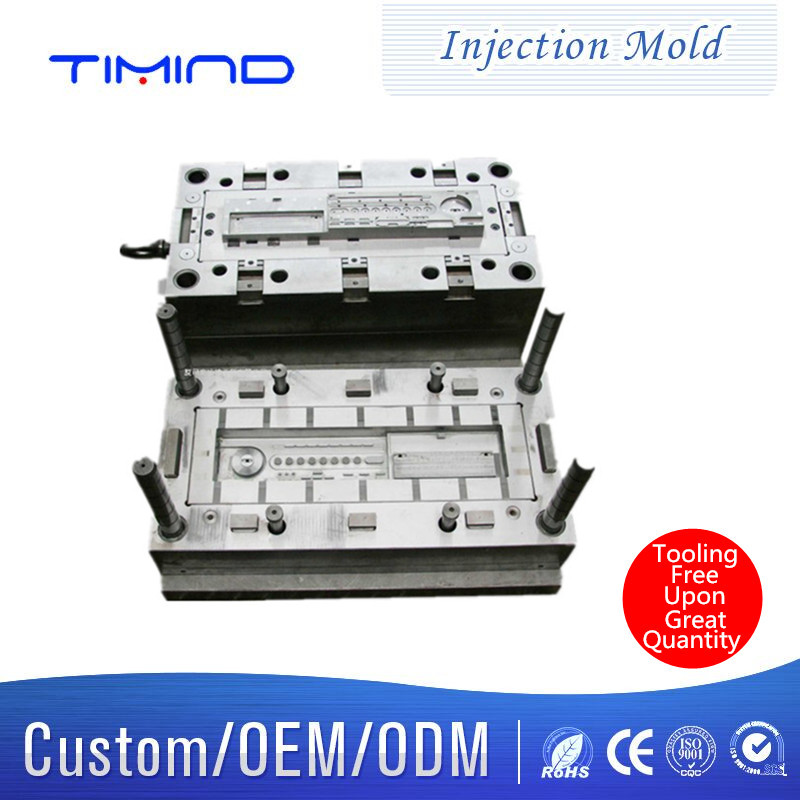 Timind plastic injection mould molding maker custom factory and produce in China