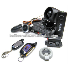 Hit promotional products CF2013S two way two stage shock sensor car alarm