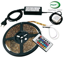 SMD 3528 LEDs Flexible LED Strip Lights, 12 Volt LED Light Strips, 16.4ft Indoor Party Christmas Holiday Festival Decoration