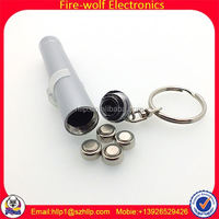 Best promotion advertising gifts plastic spring key chain