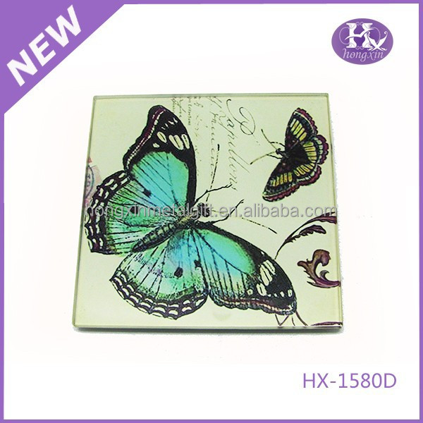 HX1580D Wedding Souvenir Drink Glass Coasters