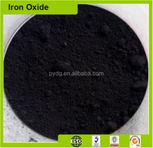 Black Inorganic Pigments Ferric Iron Oxide Powder for Asphalt/ Concrete/ Bricks