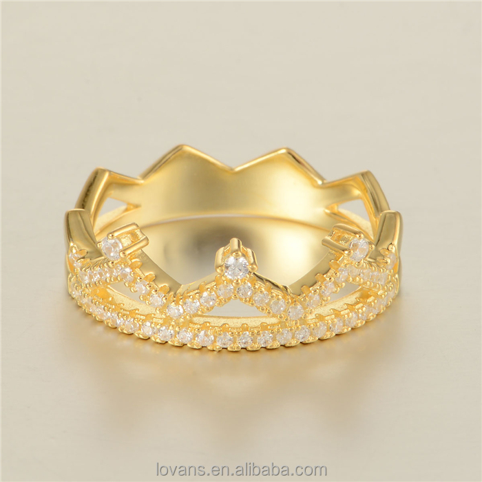 wholesale gold jewellery 18k gold silver 925 ring buy