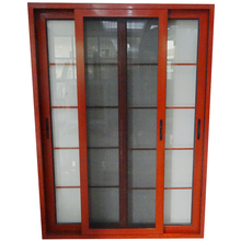 Wanjia high standard double security screen doors for sale