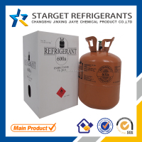Purity 99.5% refrigerant gas R600a, refrigerant of air conditioner in Jiangsu