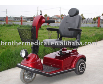 HOT HOT HOT!!!!!! Heavy-duty 3 Wheel Electric Mobility Scooter for Handicapped & Elders BME4016
