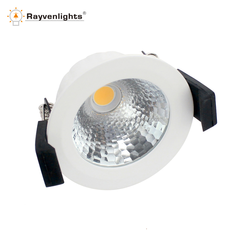 Factory Sale 15w COB LED Downlight 80lm/<strong>w</strong> CRI80 230V 3 years Warranty