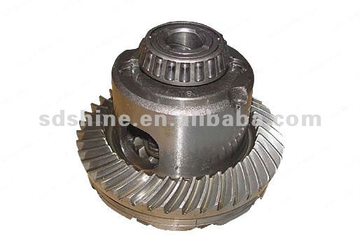 chery tiggo t11 QR523T steel differential ,differential of cars,QR523T-2403100
