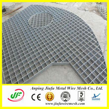 Top Quality 25X5 Hot Dip Galvanized Serrated Steel Bar Grating Really Factory
